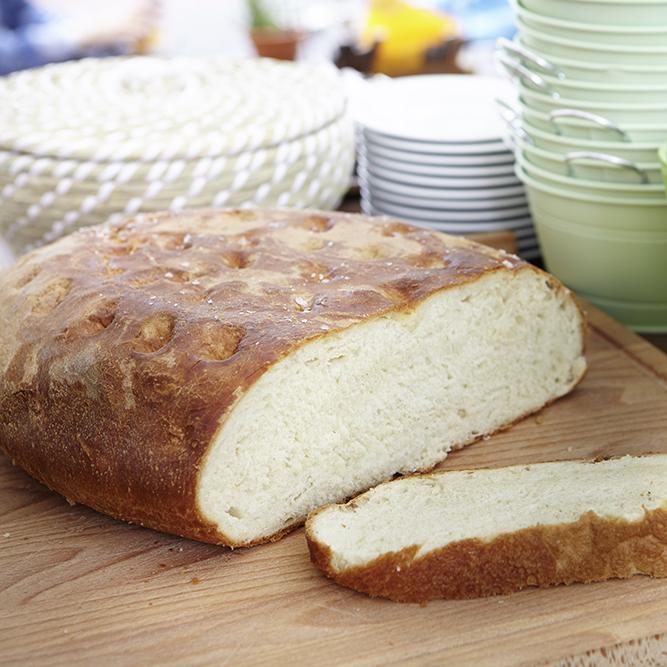 Robs Kitchen Hausgebackenes Brot